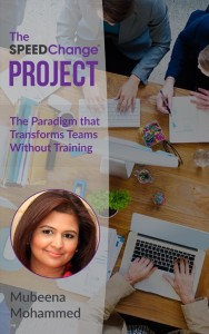 SpeedChange Project Book Cover